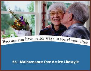 maintenance free active lifestyle